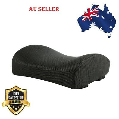 AU34.99 • Buy Memory Foam Seat Chair Lumbar Back Support Cushion Pillow For Office Home Car AU