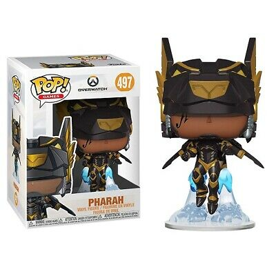 AU18.95 • Buy Overwatch - Pharah Anubis Exclusive Pop! Vinyl Figure #497