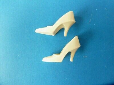 $ CDN23.99 • Buy Vintage Barbie Ecru Bone Closed Toe Marked Japan From 1960's