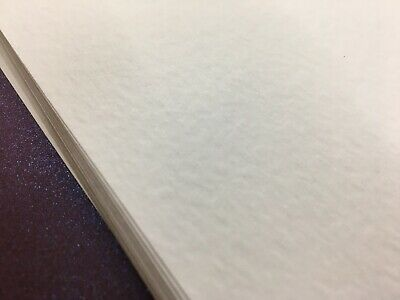 £4.95 • Buy 50 A4 Parchment Certificates Paper Natural  Cream/ivory Shade 90gsm