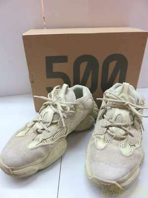 $ CDN429.60 • Buy Adidas Yeezy 500 Super Moon Yellow 28.5Cm Large Damage Box Payment Sneakers