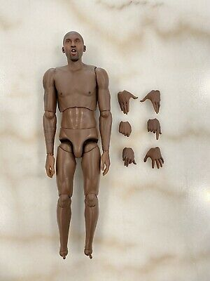 $224.88 • Buy 1/6 Kobe Bryant 2.0 ORIGINAL ENTERBAY Body, Open Mouth Head And 8 Hands Enterbay