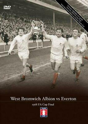 1968 FA Cup Final West Bromwich Albion V Everton ( Includes 1954 Goals ) [DVD],  • 17.44£