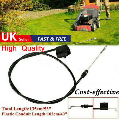 UK MTD Series Useful Zone Control Cable Craft Man Lawn Mower Part Throttle Pull • 5.29£