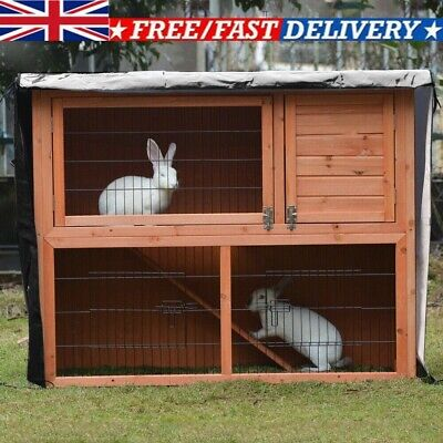 Bunny Business Hutch Cover Bb-41-ddl & Bb-48-ddl Double Decker Hutch And Run Uk • 15.99£
