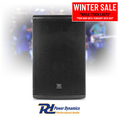2-Way 12  PA System Speaker For Mobile DJ Disco Live Band Stage 300w RMS 8 Ohms • 135£