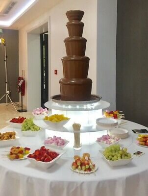 £1600 • Buy Commercial  Sephra Chocolate Fountains CF44 & 34