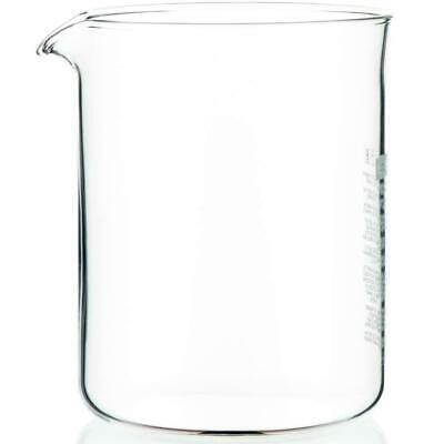 Bodum Spare Coffee Press Replacement Beaker, Glass - 0.5 Litres - 4 Cup Capacity • 12.42£