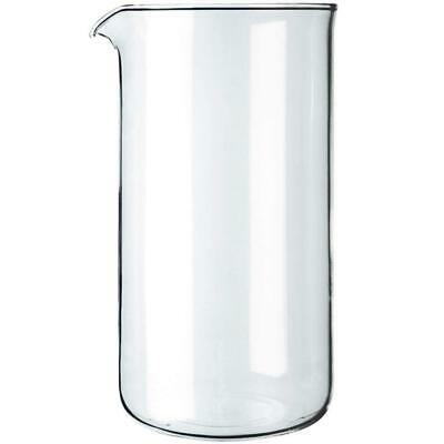 Bodum Spare Coffee Press Replacement Beaker, Glass - 0.35 Litre - 3 Cup Capacity • 10.93£