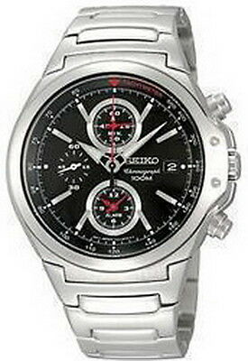 $ CDN437.35 • Buy Seiko Criteria Chronograph 100M Men's Watch SNA495P1  SNA495