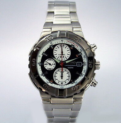$ CDN384.02 • Buy Seiko Chronograph 100m Men's Watch SND685P1
