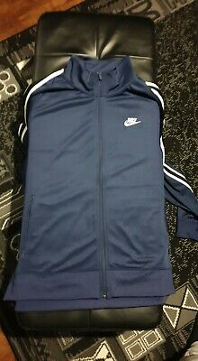 Nike Tribute Track Top Navy • 20£