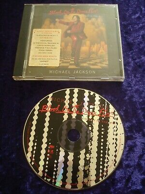 Cd.michael Jackson.blood On The Dance Floor.13 Track.history In The Mix.morales. • 3.82£
