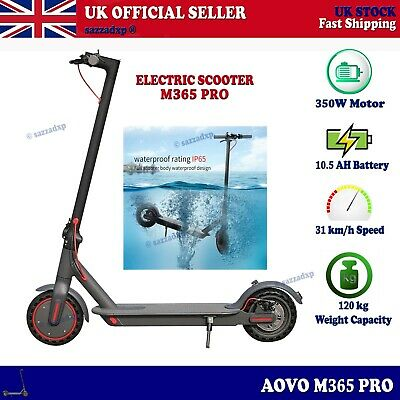 View Details Electric Scooter Xiaomi M365 PRO Style 350W 10.4Ah AOVO Electric Scooter E-Bike • 329.99£