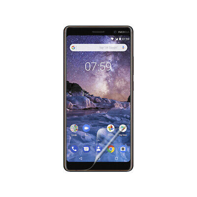 AU10.95 • Buy Celicious Vivid Nokia 7 Plus Invisible Screen Protector [Pack Of 2]