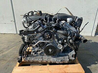 AU13108.74 • Buy Bentley Continental Gt Gtc Flying Spur 6.0 Engine Motor Turbo V12 Oem (13-15)