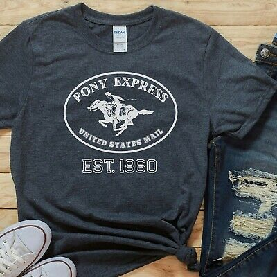 $23.95 • Buy U.s. Mail Carrier Shirt Postal Worker Tee Rural Carrier Gift Pony Express Tshirt