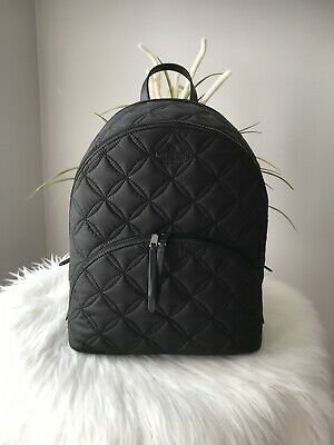 $ CDN177.94 • Buy New Kate Spade Karissa Nylon Quilted Large Backpack Black College Travel $329