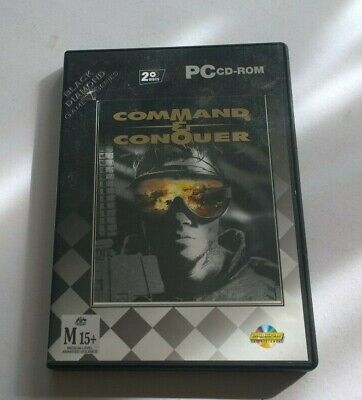 AU19 • Buy Pc Command And Conquer   Videogame Video Game Free Postage