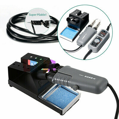 AU69.98 • Buy YIHUA 938D 110V Portable Hot Tweezers Mini Soldering Iron Station+ Heat Core