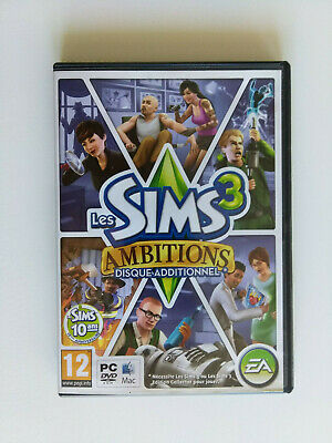 £16.15 • Buy Les Sims 3 Ambitions / PC / FR / Complet