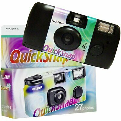 £14.99 • Buy Fuji Disposable Camera 27+2 Fast & Free Delivery