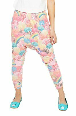 $ CDN60 • Buy IRON FIST Care Bears Lounge Pants Pajama XS SMALL Dolls Kill Kawaii Hot Topic