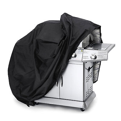 AU21.59 • Buy BBQ Grill Cover 2/4/6 Burner Waterproof Outdoor Gas Charcoal Barbecue Protector