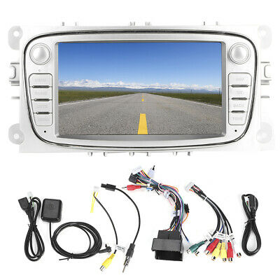 $151.49 • Buy 7in Car GPS WiFi Navigation For Android Stereo Radio Player For Ford Focus