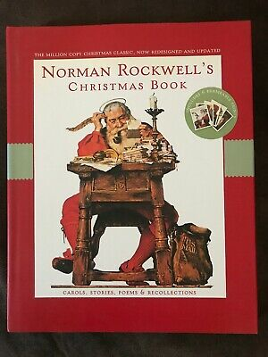 $ CDN26.60 • Buy Norman Rockwell's Christmas Book By Norman Rockwell (2009, Hardcover, Revised)