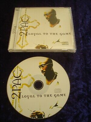 Cd.2 Pac.loyal To The Game.19 Tracks.amaru / Interscope Release.cd.rap Gangster • 5.99£