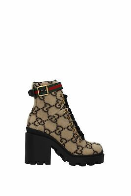 Ankle Boots Gucci Women - Wool (583349G3850) • 900.06£