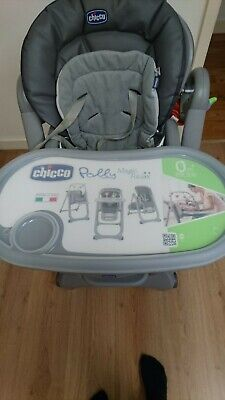 Chicco Polly Magic Relax High Chair  • 80£