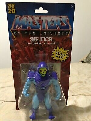 $23.99 • Buy Masters Of The Universe Origins Skeletor Action Figure.  2020 Wal-Mart Exclusive