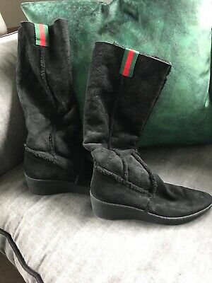Gucci Boots Size 5 • 80£