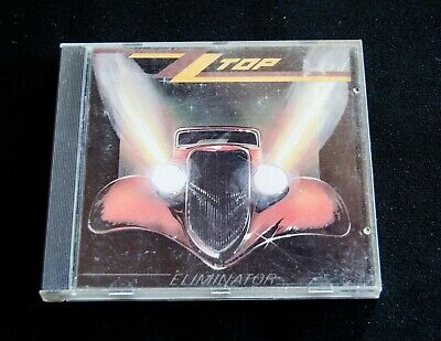AU14 • Buy Zz Top - Eliminator | Cd, Album