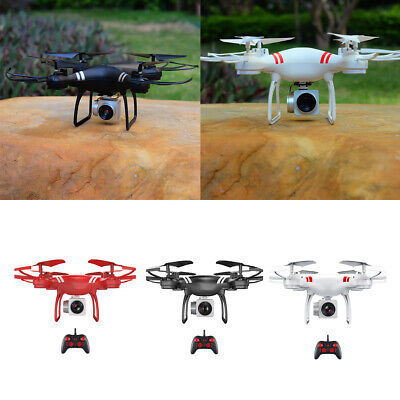 AU47.85 • Buy RC Drone With HD Camera WiFi FPV Quadcopter RC Drones Toy For Kids And Beginner