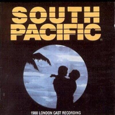 South Pacific - 1988 London Cast Recording CD *NEW & SEALED* • 4.93£