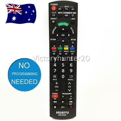 AU16.99 • Buy REMOTE CONTROL For PANASONIC N2QAYB000352 N2QAYB000494 N2QAYB000496 NEW