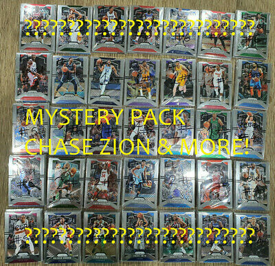 AU19.99 • Buy NBA Mystery Pack X1 - Zion Rookie, Autos, Inserts & More! 🎆