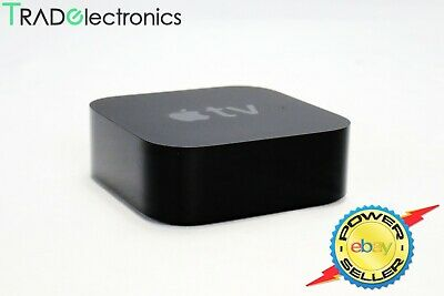 AU249 • Buy (💎A+)APPLE TV 4K+Remote 64GB A1842 Meida Streamer Preowned