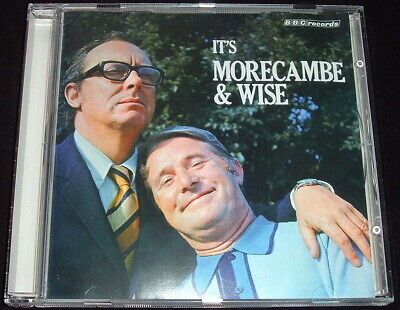 £4.99 • Buy It's Morecambe & Wise..cd Ex Bbc Comedy