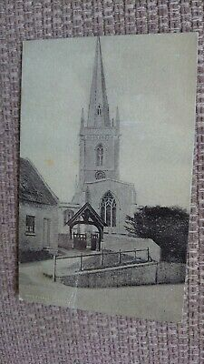 £3 • Buy Church Of Mary Magdelene Waltham-on-the-Wold Towne & Co. Melton Mowbray Postcard