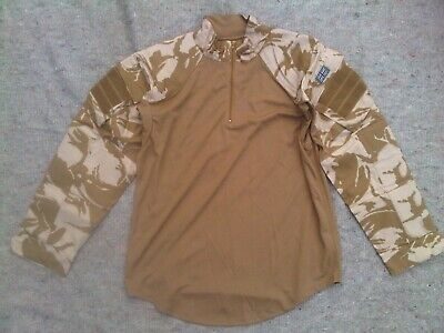 British Army Ubacs Shirt Desert Dpm Large Camouflarge Hot Weather Nato New • 18.99£
