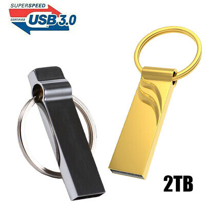 $ CDN12.12 • Buy 2TB Durable USB 3.0  Flash Drives Memory Stick Pen U-Disk Key For PC LAPTOP