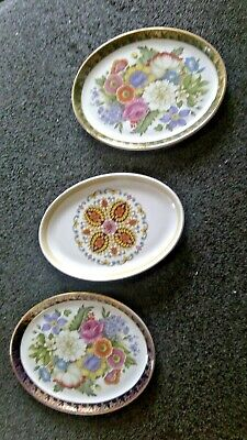 Wetherby Oval Plates • 2£