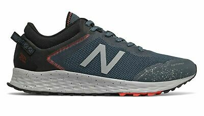 AU132.95 • Buy New Balance Fresh Foam Arishi Trail Mens Trail Running Shoes (4E) (MTARISB1)