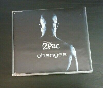 Cd Single - 2pac - Changes • 1£