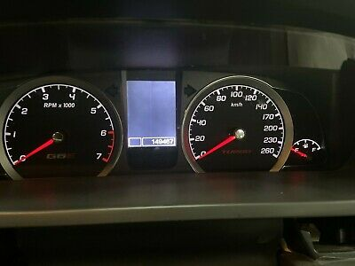 AU195 • Buy Ford Falcon Fgx G6e Turbo Instrument Cluster 2014 Klms 149467
