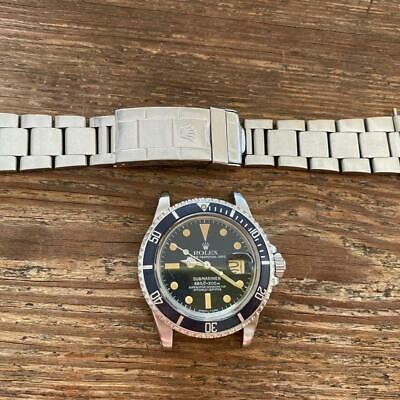 $ CDN12127.44 • Buy Rolex Submariner Ref. 1680 Vintage Watch 100% Genuine 1977 Amazing Patina 93150